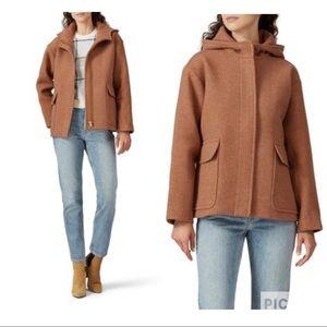 J crew Sonia stadium wool coat